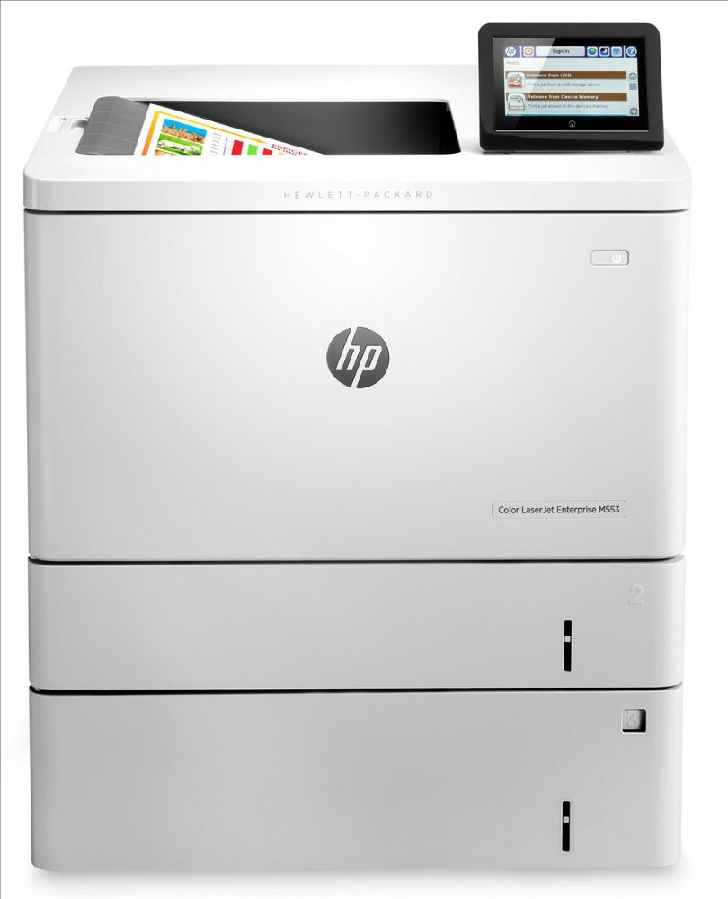 HP LaserJet Enterprise 500 Colour M553X - B5L26A